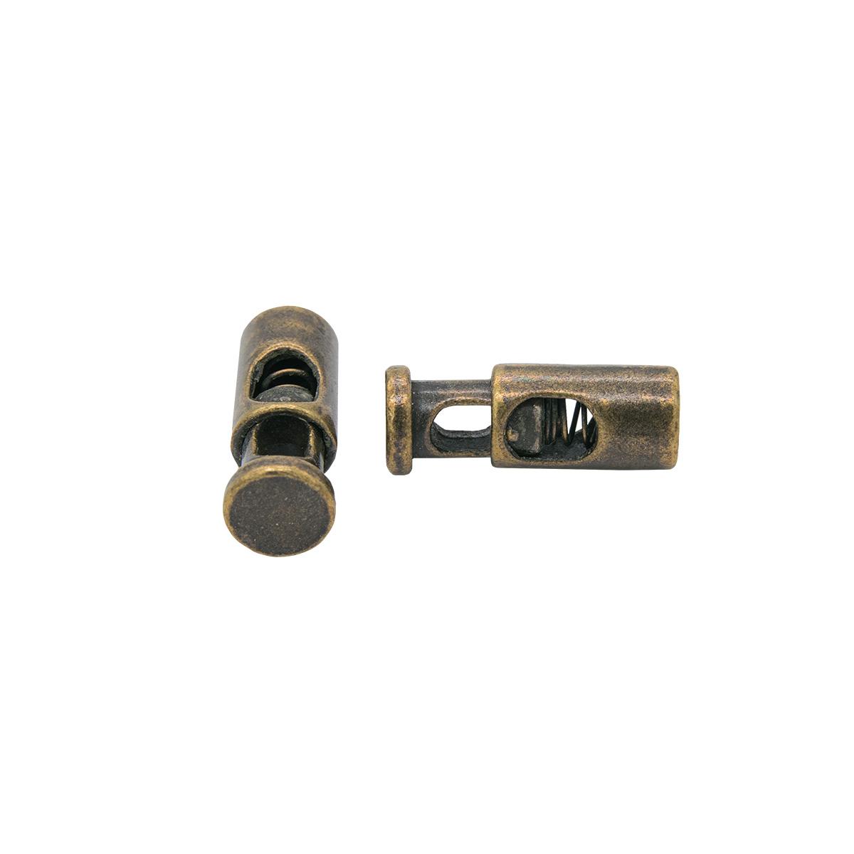 0305-5033 Стопор 'Цилиндр' d=3,5мм, 20*8мм, металл