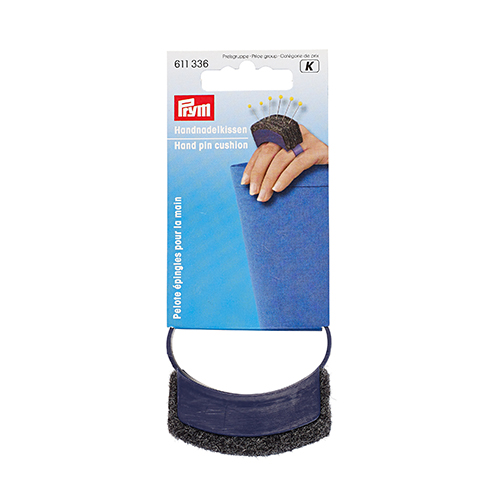611336 Игольница на руку с пластик. браслетом Prym