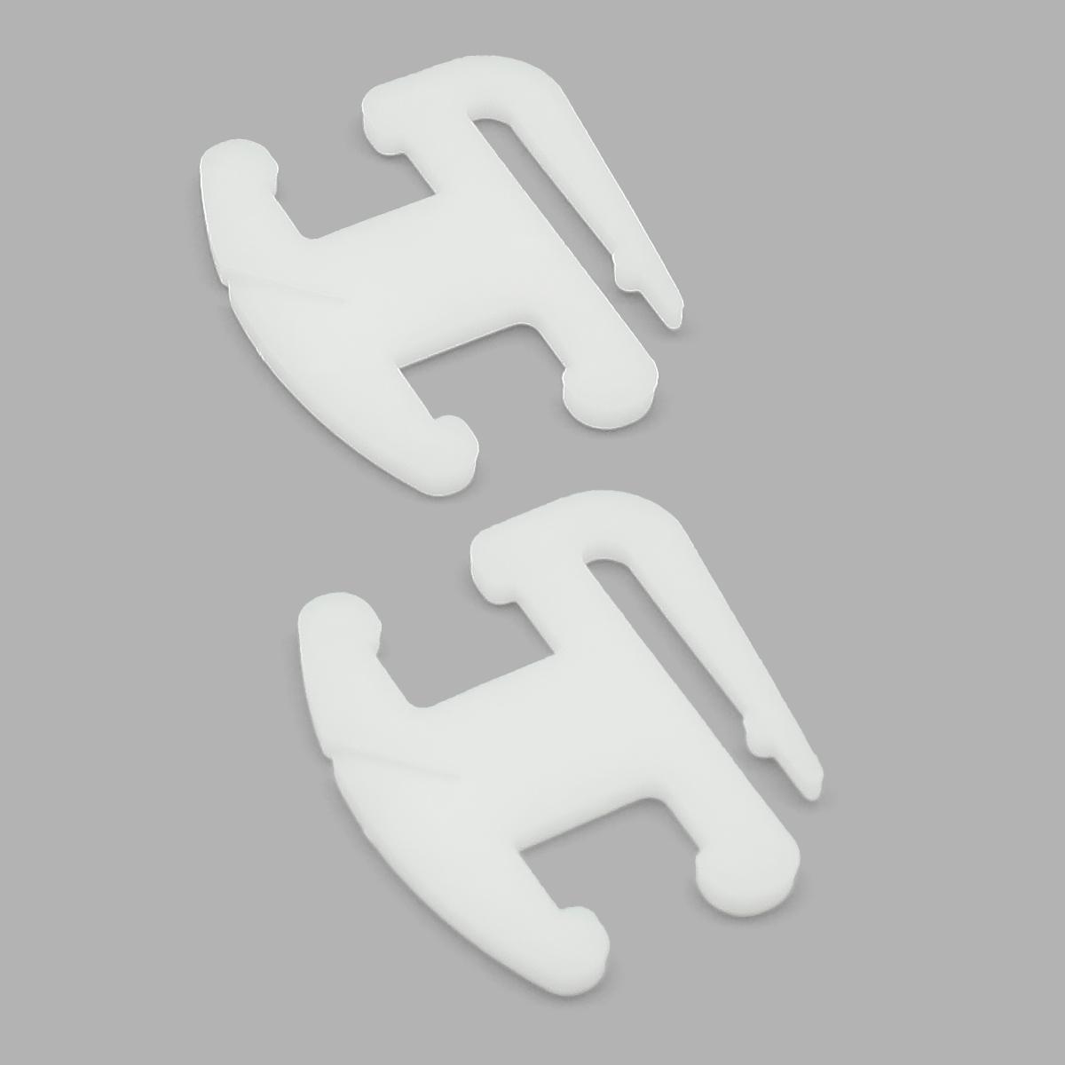 Фиксатор для шнура пластмассовый 06-068