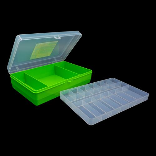 ТИП-2 Коробка, 2х ярус. бол., 235х150х65 мм.