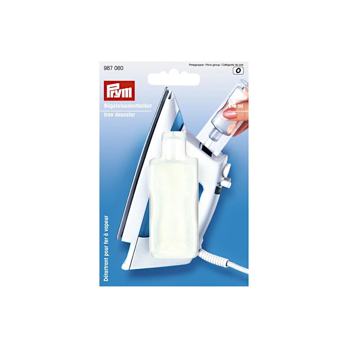 987060 Жидкость для чистки утюга от накипи 14мл Prym