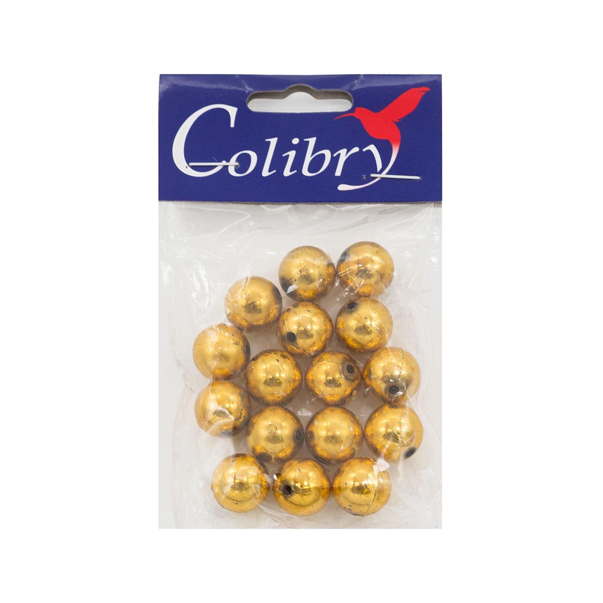 Бусины Colibry #GBS21 РТО