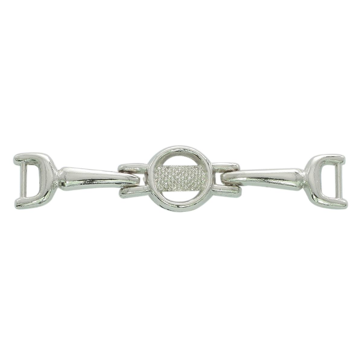 103 Пряжка-нашивка (никель)