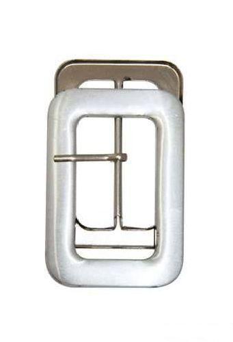 0301-7806 Пряжка под обтяжку, мет. никель, 51 мм, упак./10 шт.