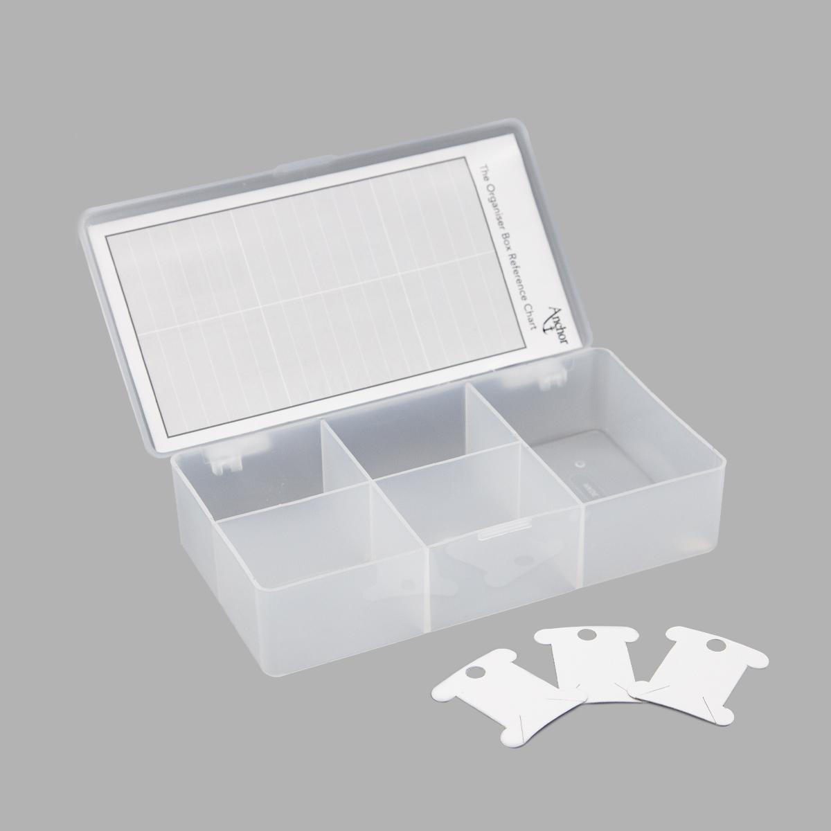 2511508 Органайзер 'Embroidery Box sml' для мулине маленький