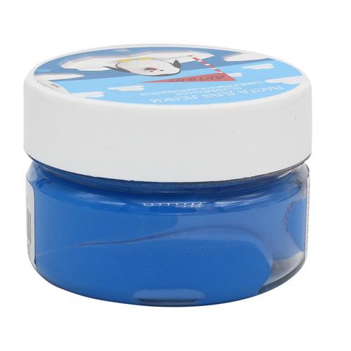 7501-88-04 Паста для лепки полимерная самоотверждающаяся синяя