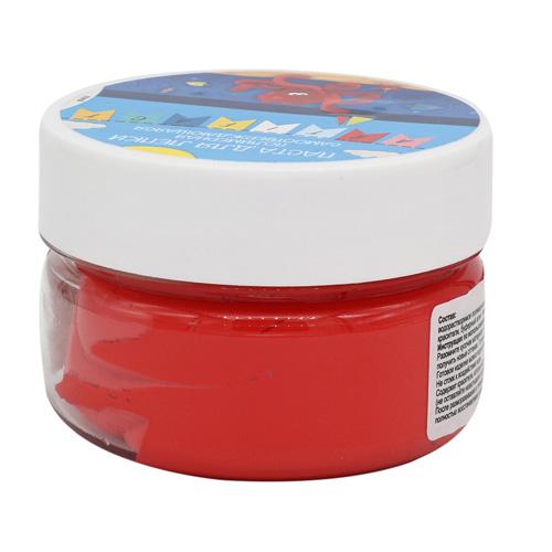 7501-88-03 Паста для лепки полимерная самоотверждающаяся красная