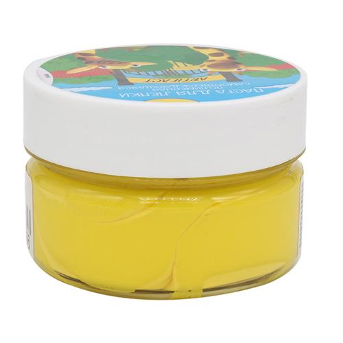 7501-88-05 Паста для лепки полимерная самоотверждающаяся желтая