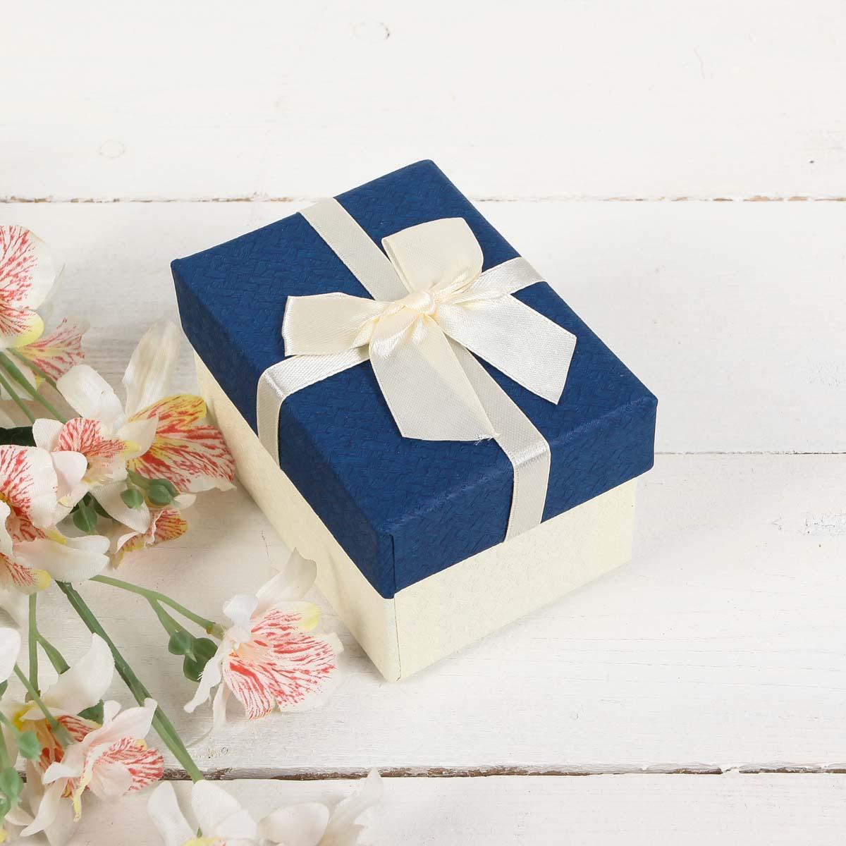 2851017 Коробка подарочная 10*7,5*6 см