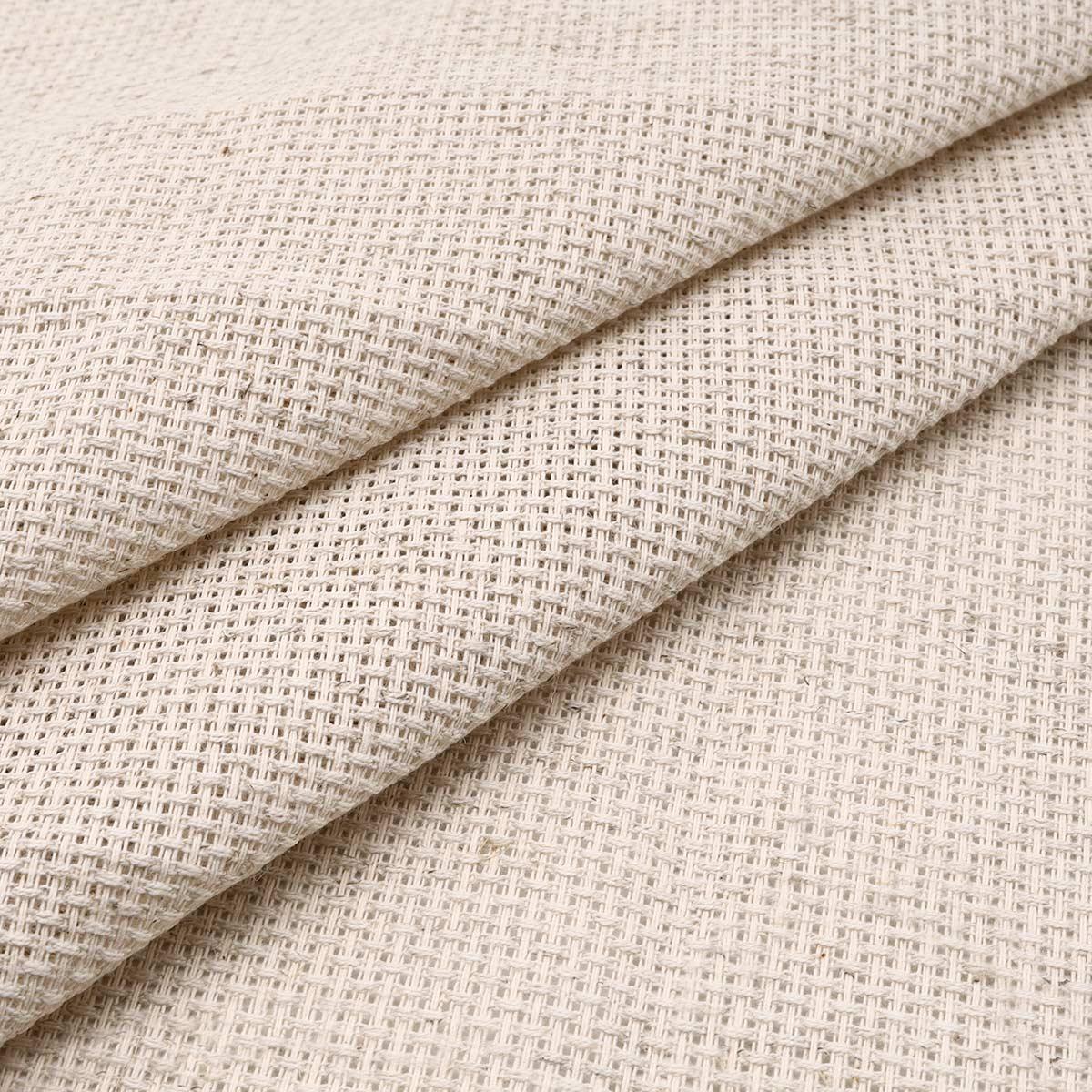 Канва арт.679 (круп.) лен 50*50см