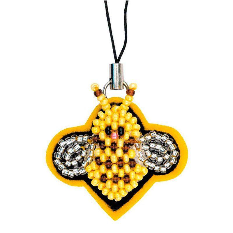 1440АС Набор для рукоделия Riolis брелок 'Пчёлочка', 3,5*3 см