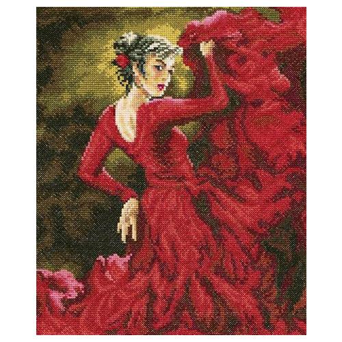 М439 Набор для вышивания RТО 'Фламенко', 24х30 см