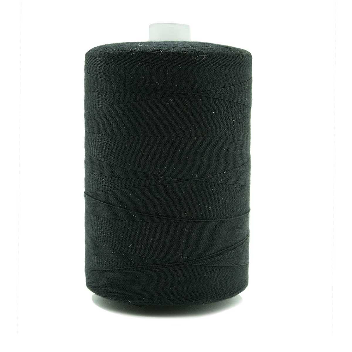 Нитки 45ЛЛ (2500м) черные