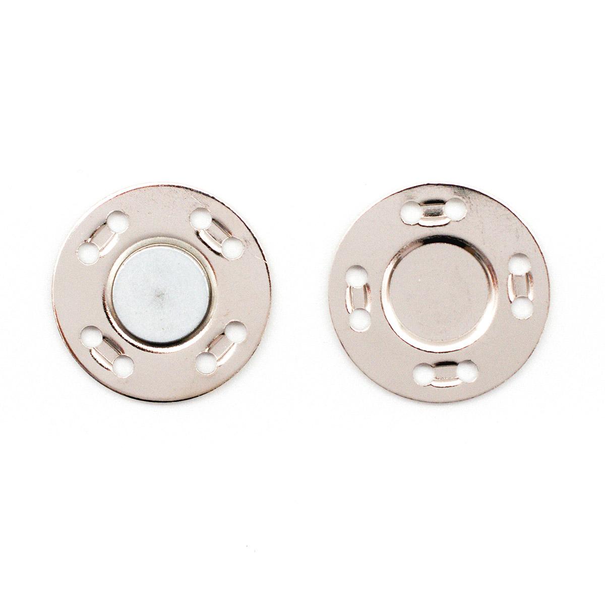 ГДЖ13799 Кнопка магнитная 20мм