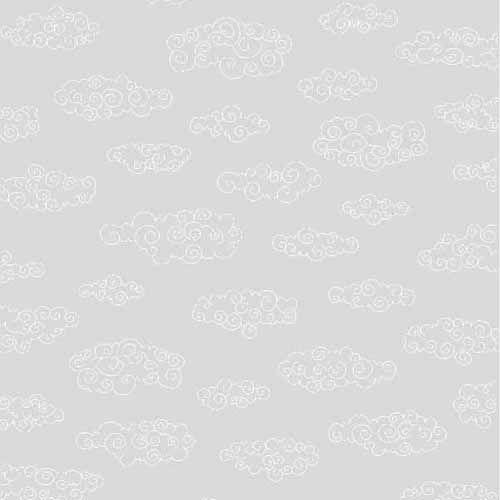 К010 Калька декоративная 'Облака' А4