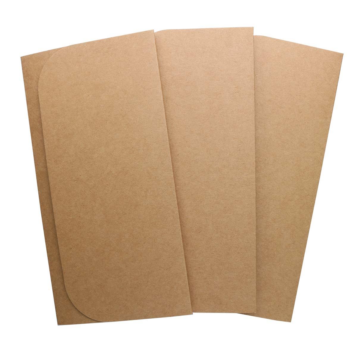 Основа для подарочного конверта №6 КОМПЛЕКТ 3шт ОК6