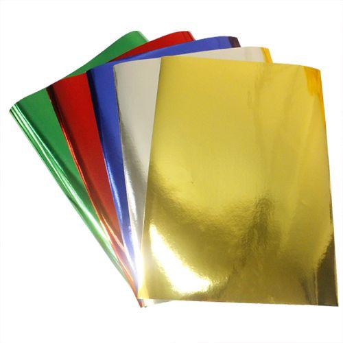 Бумага 'Металлик', 80 гр, упак./5 листов