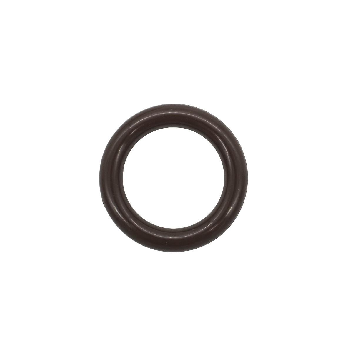 719 Кольцо для карнизов, темно-коричневый, d=55/37 мм, упак./50 шт