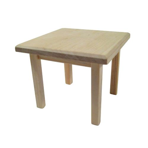12-021 Стол квадратный