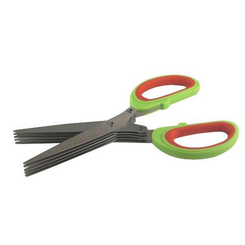 К-227 Ножницы для нарезки бахромы (по бумаге)