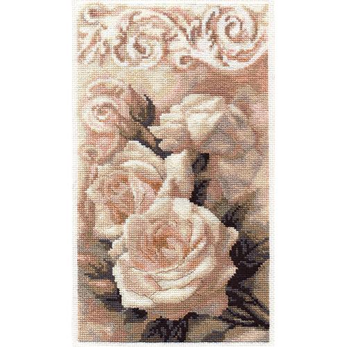 C-1137 Набор для вышивания PANNA 'Романс' 14x25,5 см