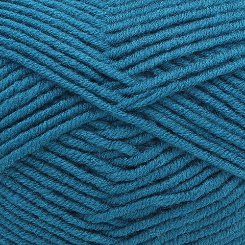 Пряжа из Троицка 'Юбилейная' 200гр. 200м (20% мериносовая шерсть, 80% акрил) (0339 морская волна) фото