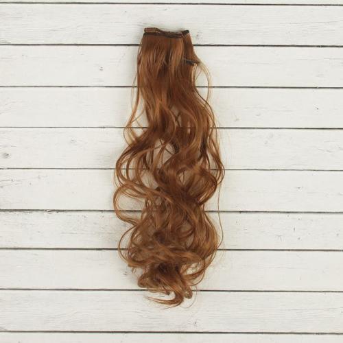 2294366 Трессы для кукол 'Кудри' длина волос 40 см, ширина 50 см, №30А