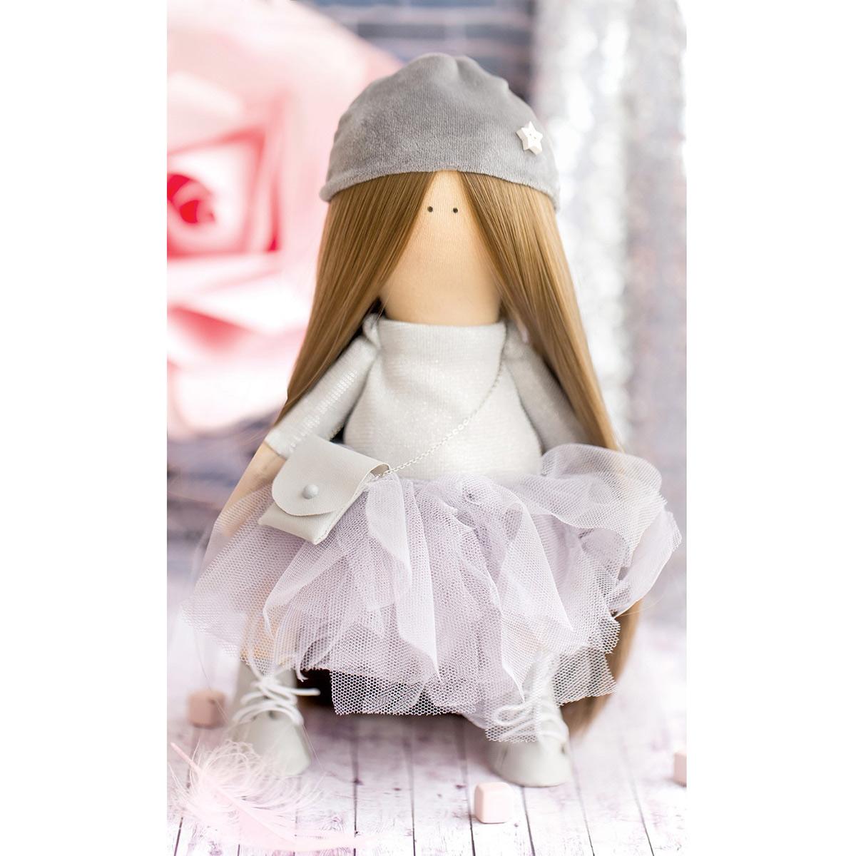 2564783 Набор для шитья 'Мягкая кукла Патти',18х22х3,6 см