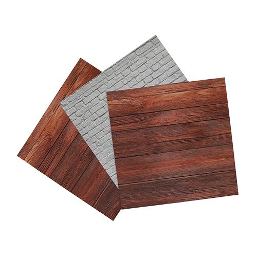 3608897 Бумага для скрапбукинга «Массив дерева», 20 х 20 см, 180 г/м