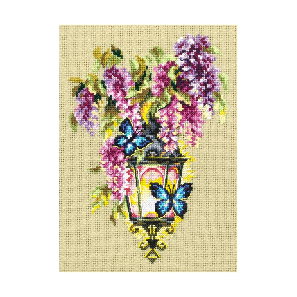 100-043 Набор для вышивания Чудесная игла 'Свет любви' 17х23см