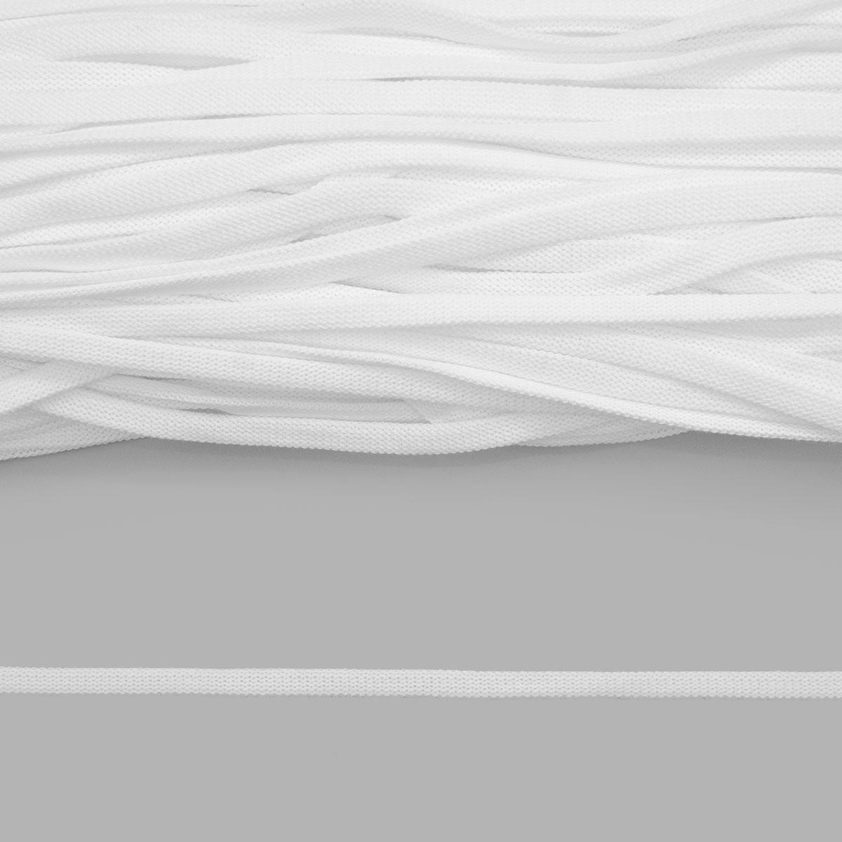 р6651 Шнур плетеный 10мм*100м, (хлопок 100%)