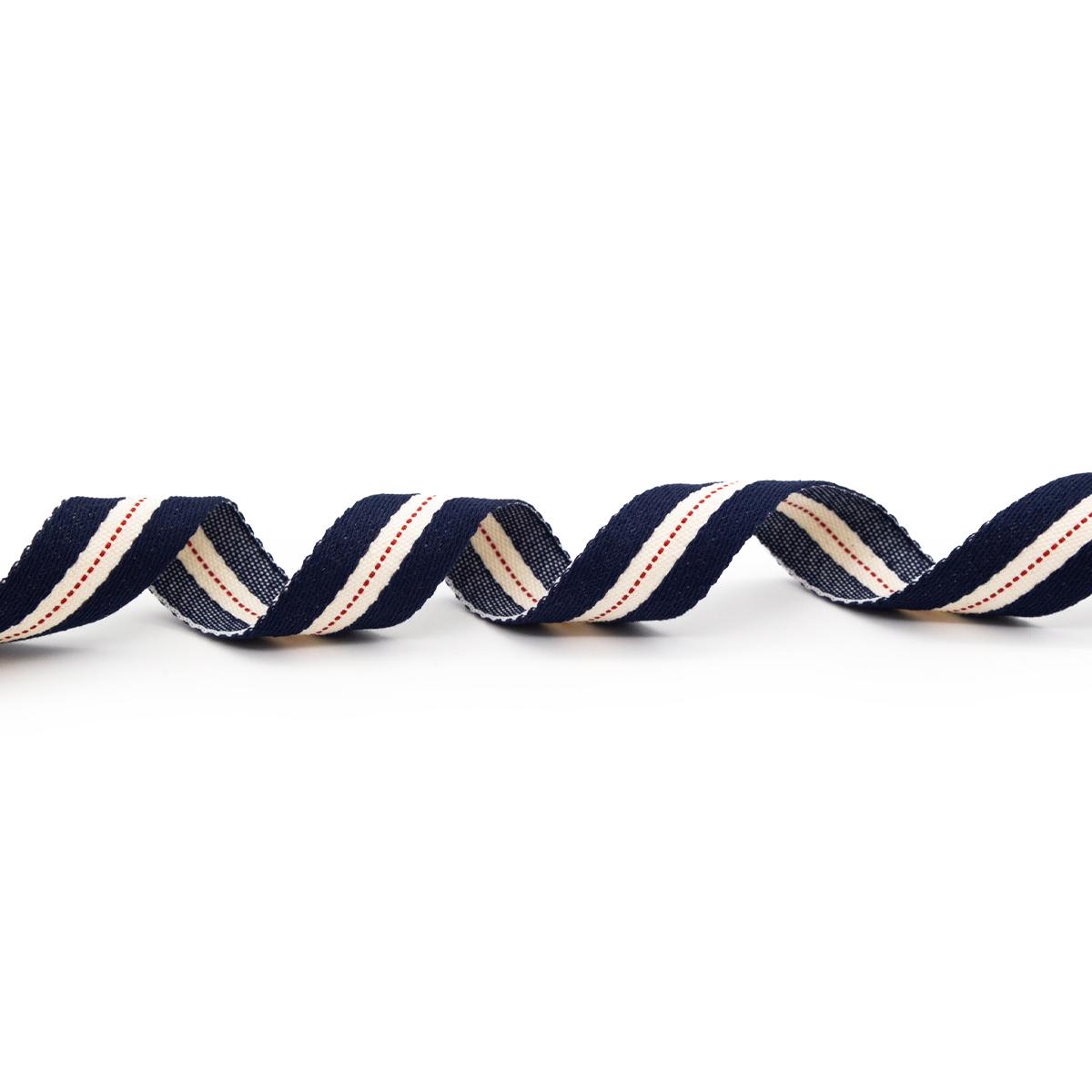 р9437 лента отделочная 25мм*50м (хлопок 73%, полиэфир 27%)