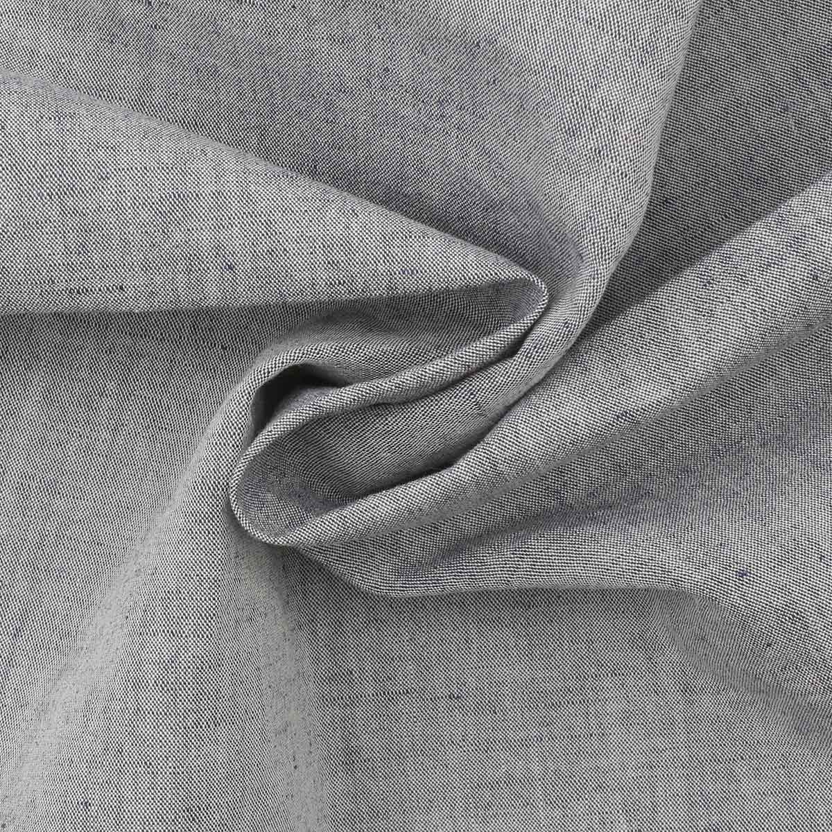 26040 Ткань джинс FD 005, однотон. мягкая