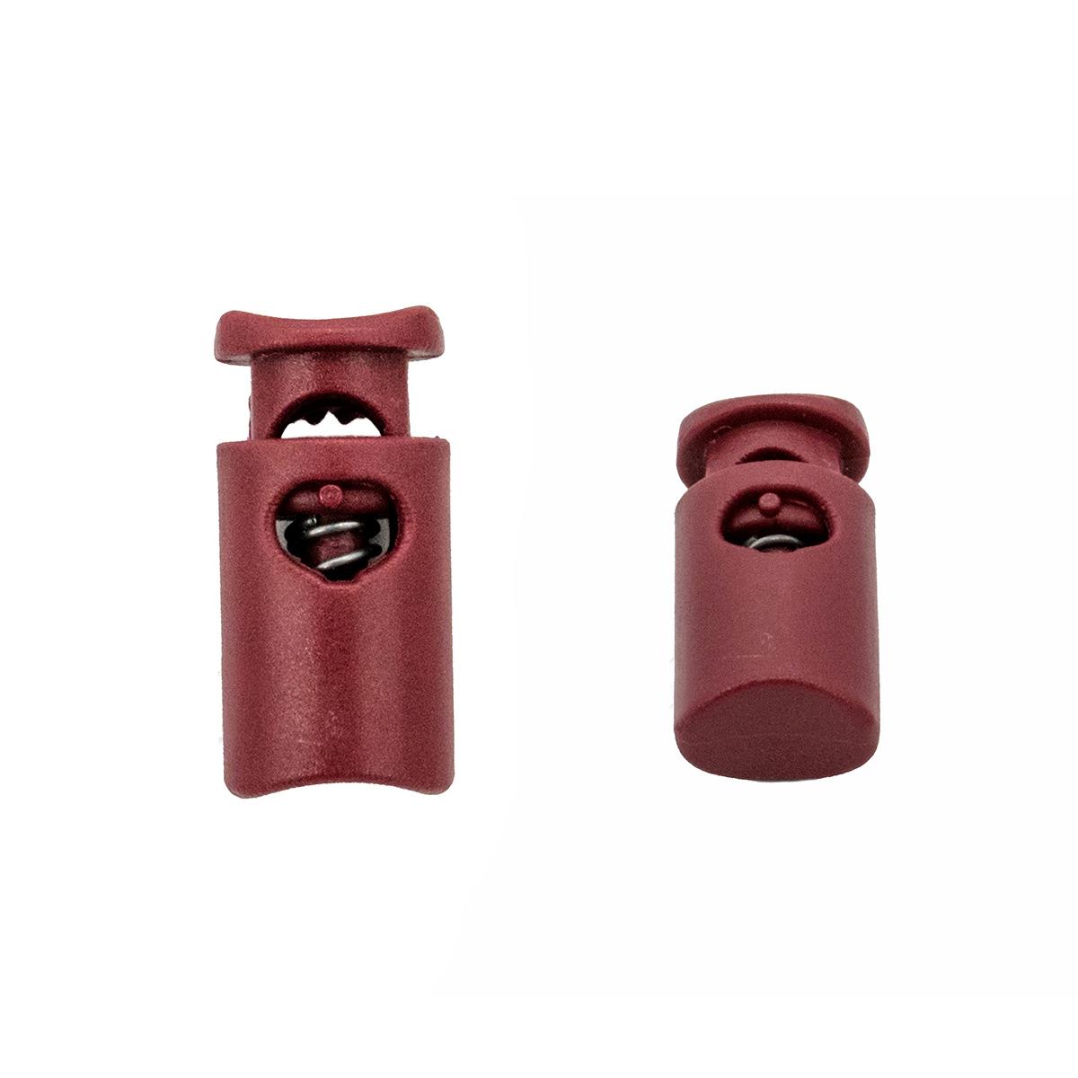 203-М Фиксатор (стопор) 'Цилиндр' d 4,5мм, 19*9мм, ПП,4шт пластик Hobby&PRO