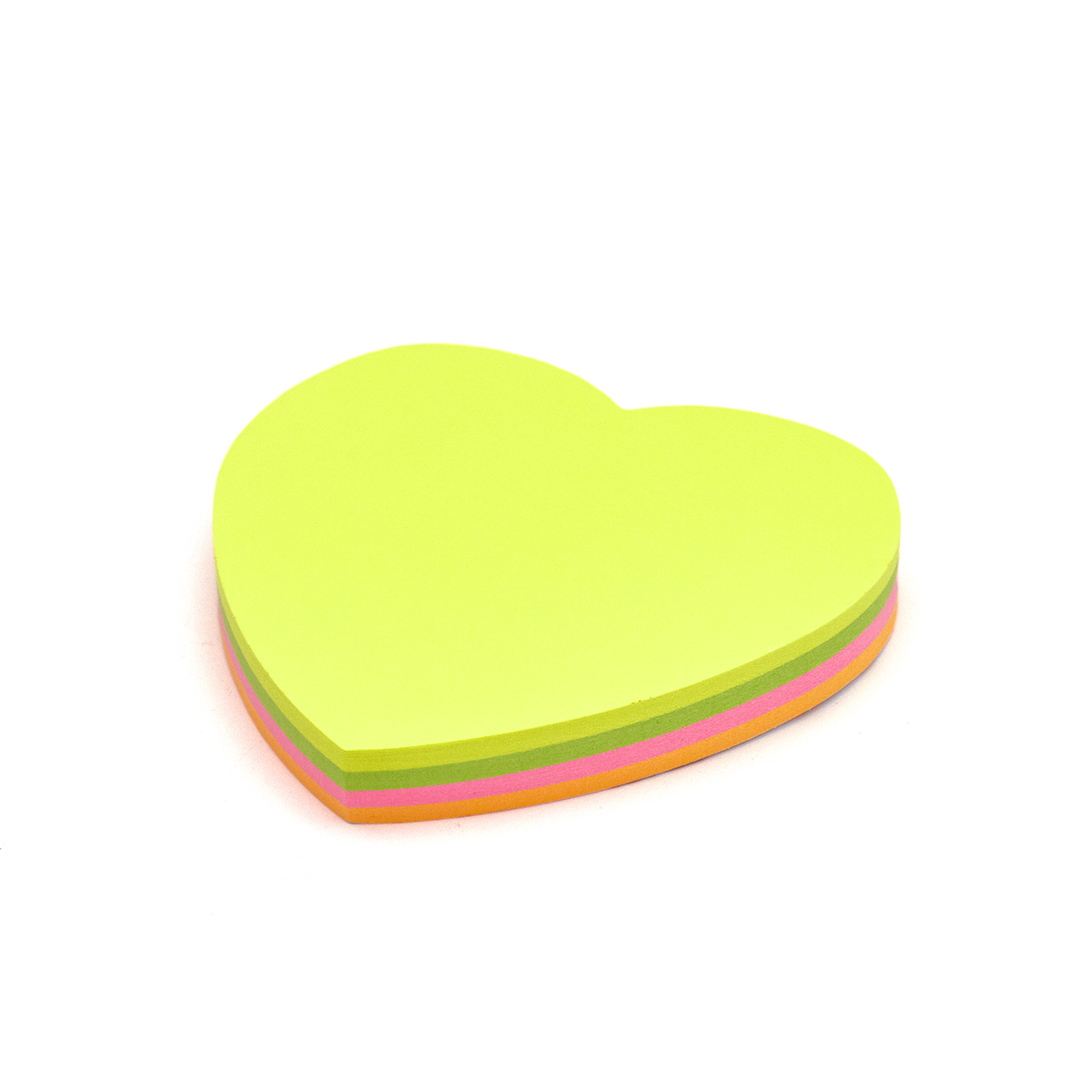 LAMARK0143 Бум/зам. фигурная Сердце 100 л.,