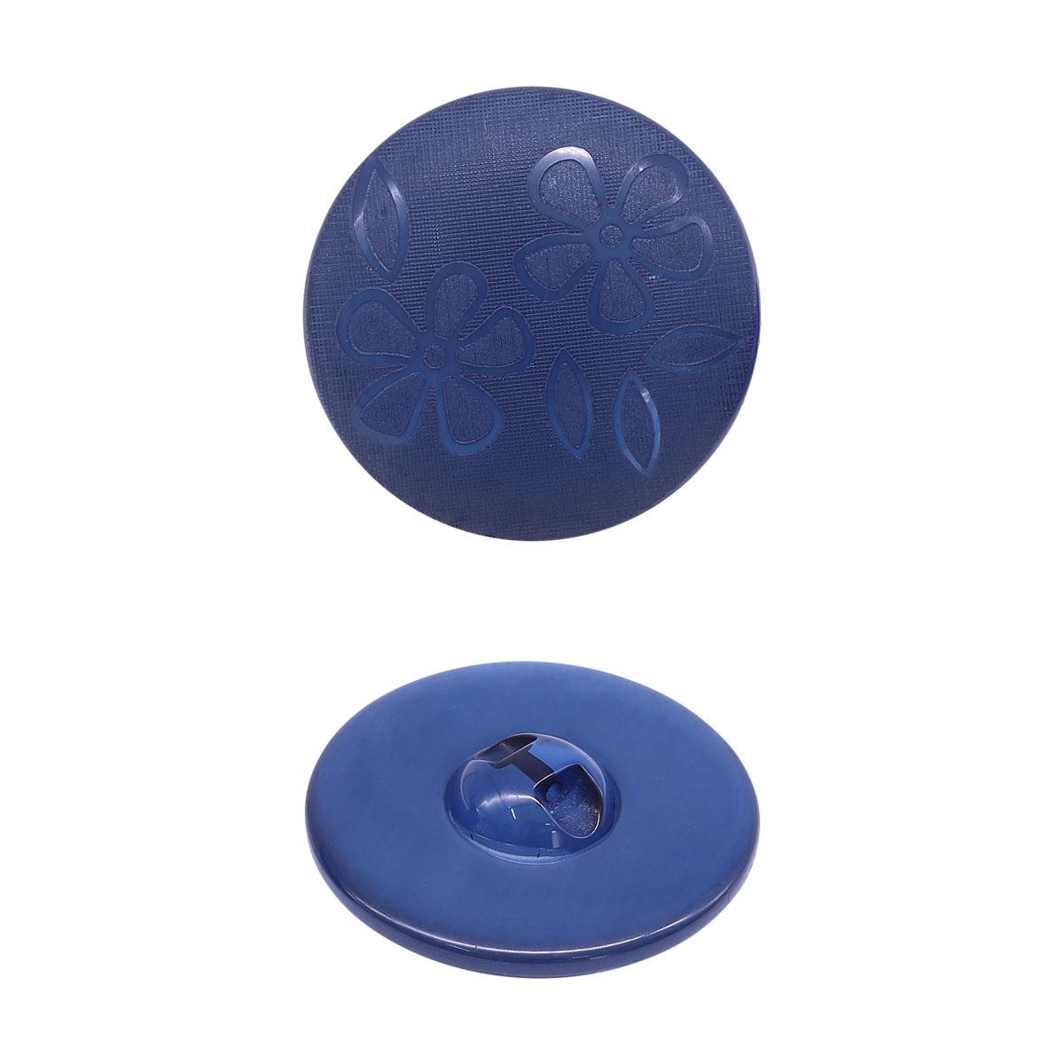 ГАН7452 Пуговица 34мм (919 синий)