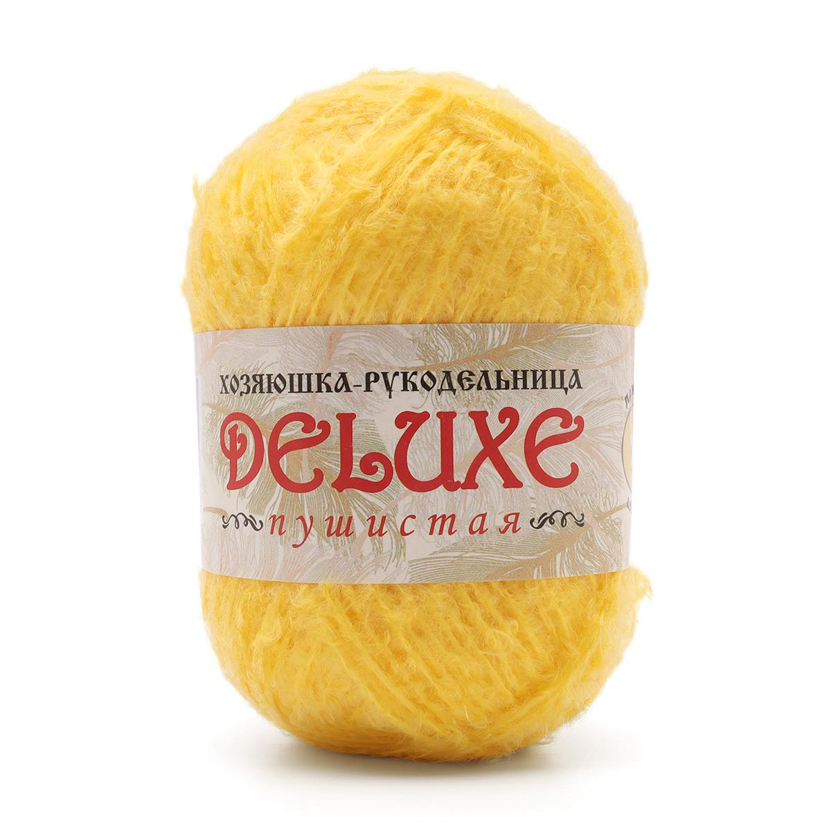 Пряжа для вязания 'DeLuxe' 50г. 140м (100% полипропилен)