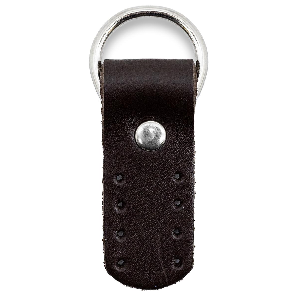 Петельки для сумки кожаные 2*5,4см , дизайн №911, 100% кожа, уп.2шт