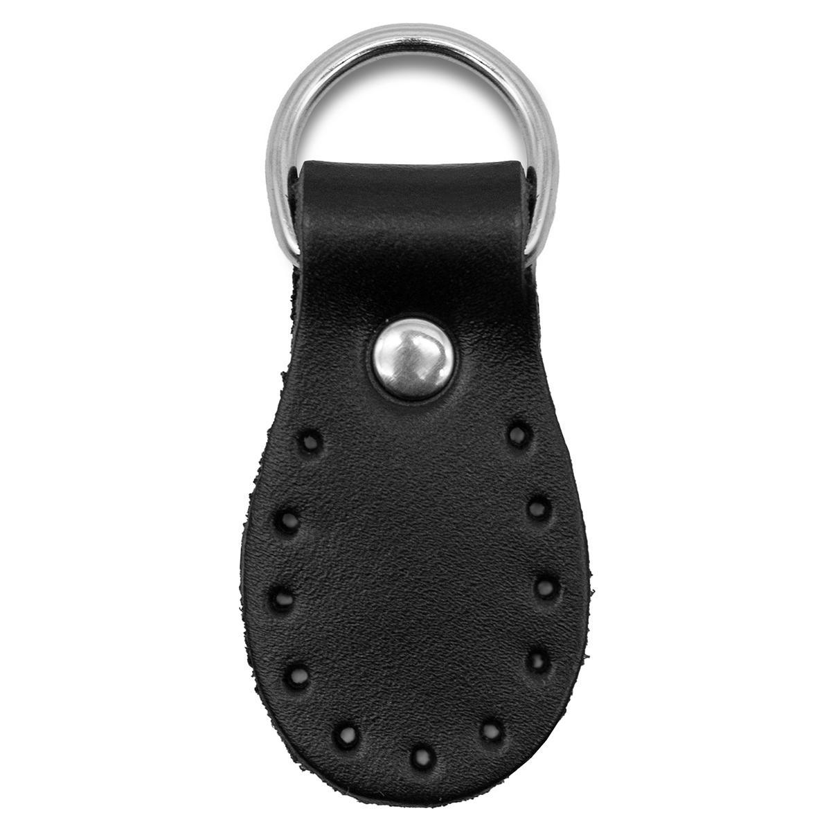 Петельки для сумки кожаные 3*5,4см , дизайн №916, 100% кожа, уп.2шт