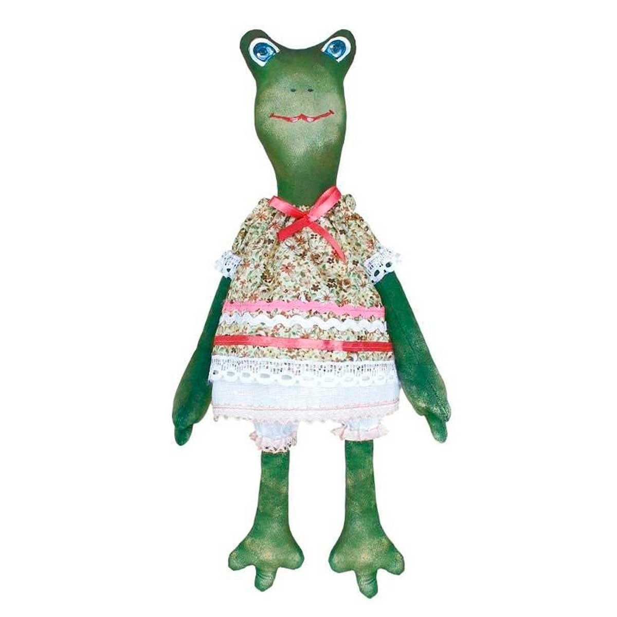 AM200019 Подарочный набор для изготовления текстильной игрушки 'Жаклин', высота 44 см