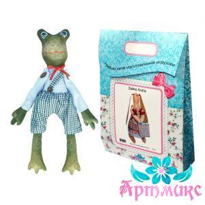 AM200024 Подарочный набор для изготовления текстильной игрушки лошадка 'Красавчик', высота 20 см