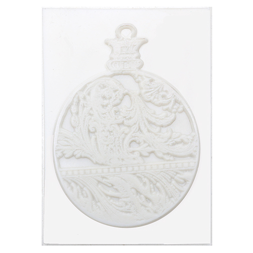 LB1358 Штамп 9,75*7 см Round Glass Ornament