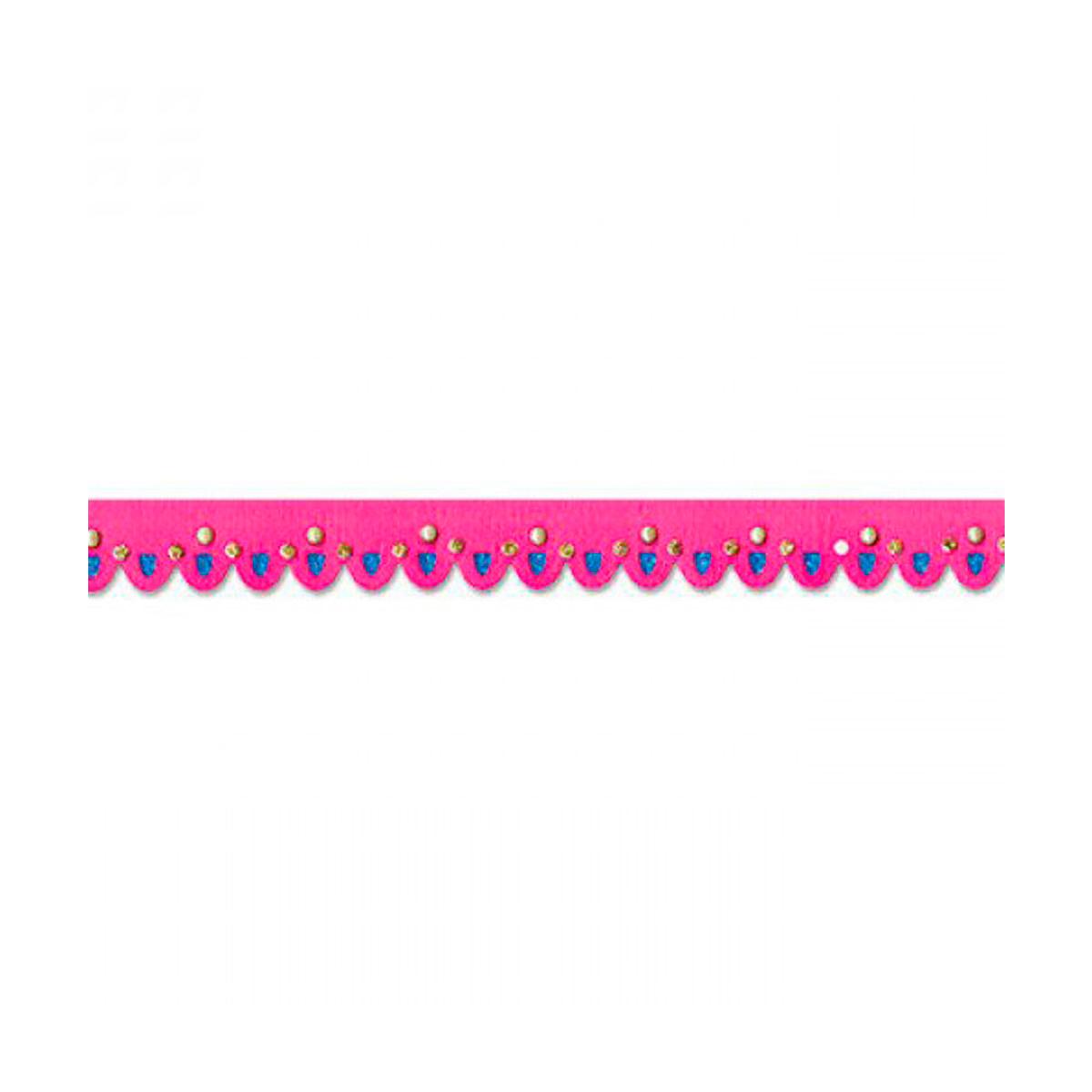 658394 Форма для вырубки Лента Резная Sizzlits Decorative Strip Die