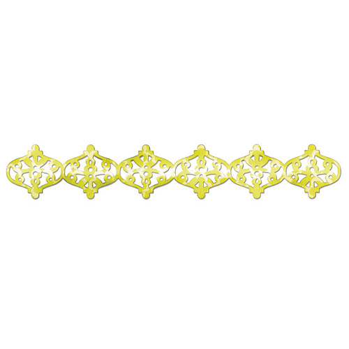 658934 Форма для вырубки Декоративные фонарики Sizzlits Decorative Strip Die