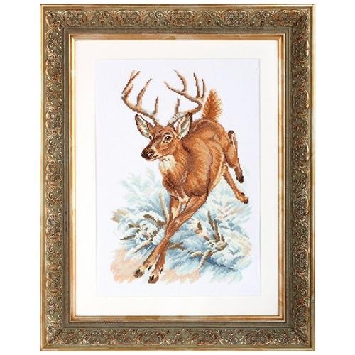 M331 Набор для вышивания: Лесной олень