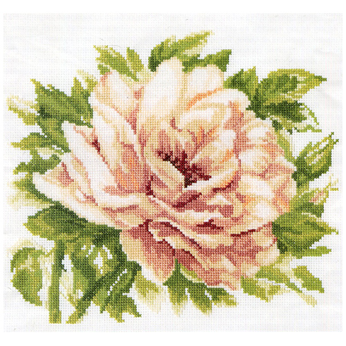 M370 Набор для вышивания: Английская роза