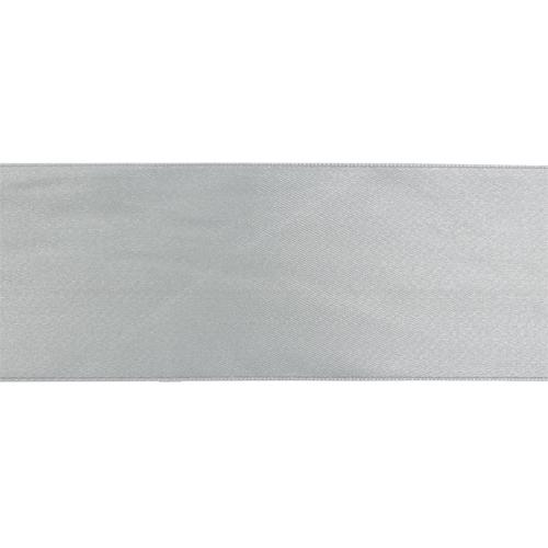 HY050003X Лента атласная 50мм*22,86 м, Цв. № 003 Светло-серый
