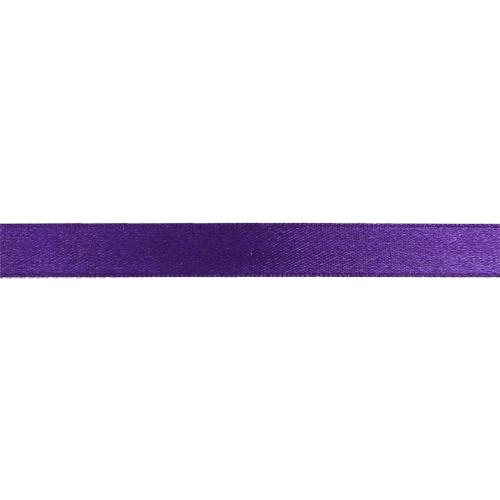 HY012153X Лента атласная 12мм*22,86 м, Цв. №153 Темно-фиолетовый