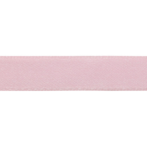 HY012004 Лента атласная 12мм (5,6м), Цв. №004 Розовый