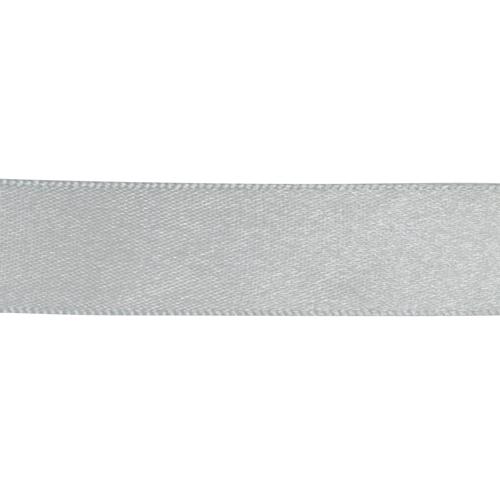 HY020003 Лента атласная 20мм (5,6м), Цв. № 003 Светло-серый
